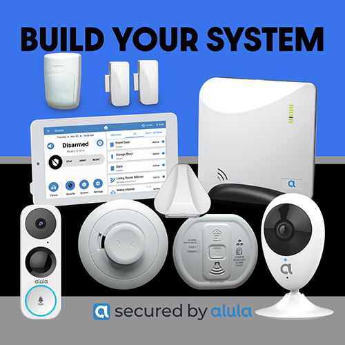 ALULA READY BUILD YOUR SYSTEM
