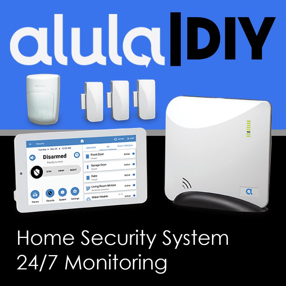 MIKROTEC SECURITY ALULA DIY